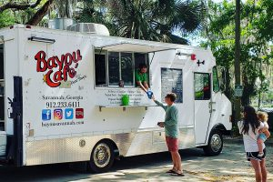 bayou food truck